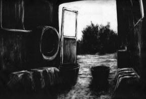 camionette intérieure